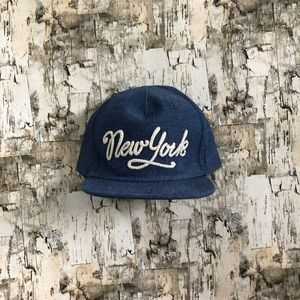 [3 FOR $22] H&M 'New York' Cap